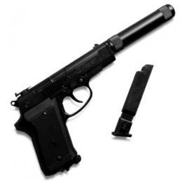 Аникс - А 101 ЛБ пневматический пистолет (Anics - A 101 LB)