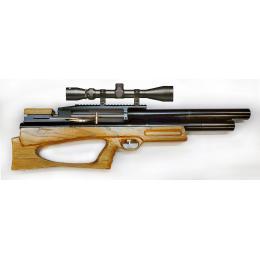 Пневматическая винтовка Дубрава-Лесник булл-пап 6.35 (карагач) v.3