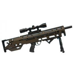 Пневматическая винтовка EVANIX Hunting Master 3D Булпап 5.5
