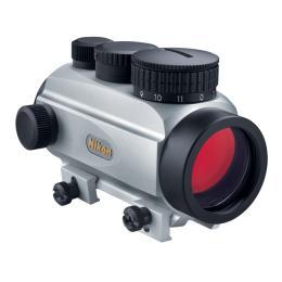 Коллиматорный прицел Nikon Monarch Dot Sight 1x30 Silver VSD