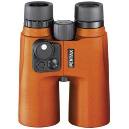 Бинокль Pentax 7x50 Marine Orange