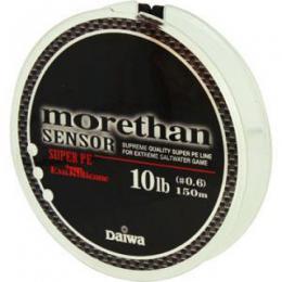 Леска плетеная DAIWA MORETHAN SENSOR 150(м)