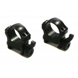 Быстросъемные кольца Recknagel на weaver BH5,0mm на кольца D30mm 57030-0501