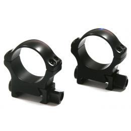 Быстросъемные кольца Recknagel на weaver BH9,0mm на кольца D30mm 57030-0951
