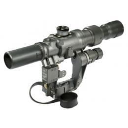 Прицел оптический ПО 3-9x24 (с подсветкой)