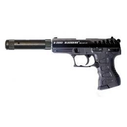 Пневматический пистолет Аникс Блэкбёрд А-3003 ЛБ (Anics - Blackbird A-3003 LB) (нет в наличии)