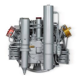 Головка компрессора Coltri MCH-13 330 бар
