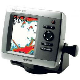 Эхолот Garmin Fishfinder 400 DF C Rus