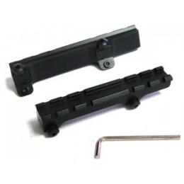 Кронштейн Blaser R93 на Weaver (быстросъемный)