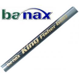 Удилище телескопическое без колец BANAX King Fisher 400