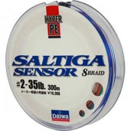 Леска плетеная SALTIGA SENSOR 300(м)