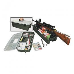 Подставка для чистки оружия с ящиком для хранения