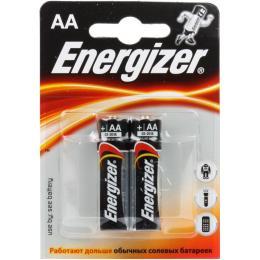 Литиевые батарейки Energizer AA plus power seal