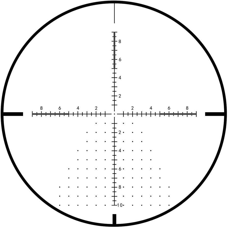 Сетка прицела Marcool Stalker 3-18X50 SFIR FFP