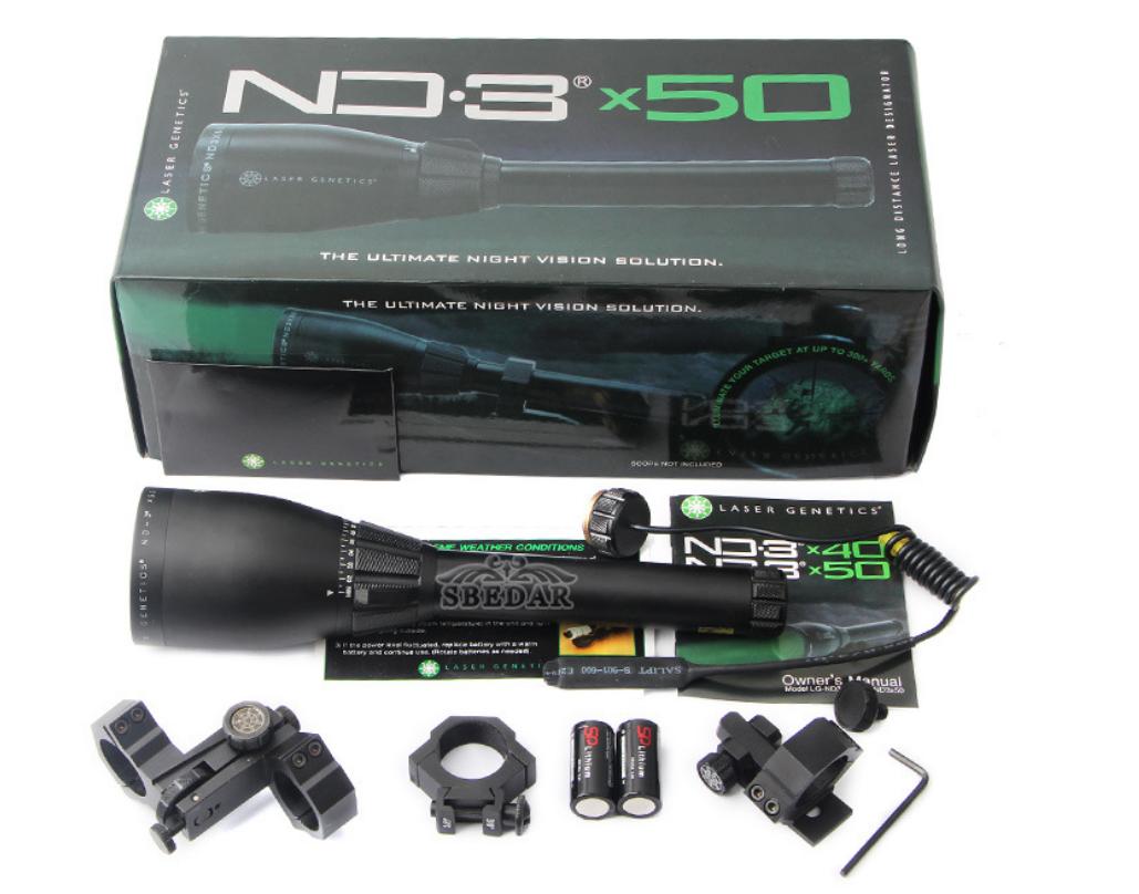 Фонарь для охоты BSA ND3x50