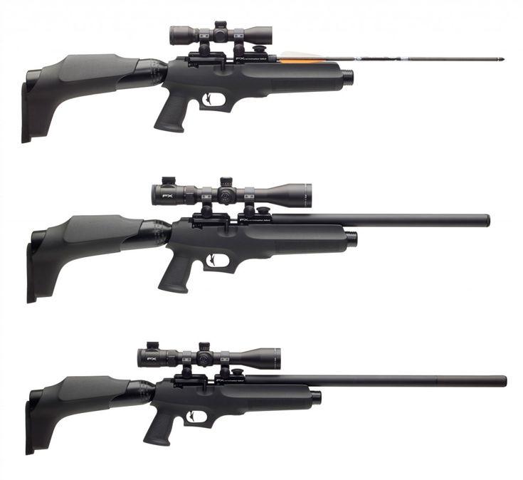 PCP со стрелами