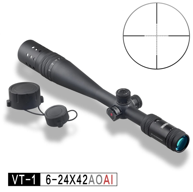 Прицел Discovery Riflescope VT-1 PRO 6-24X42 AOAI