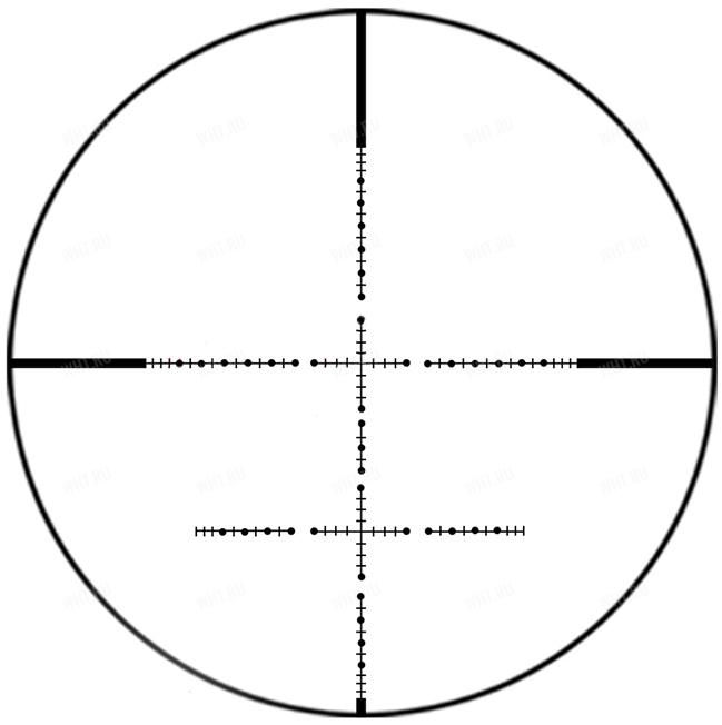 Discovery VT-2 4.5-18X44 SFIR Tactical Mil-dot