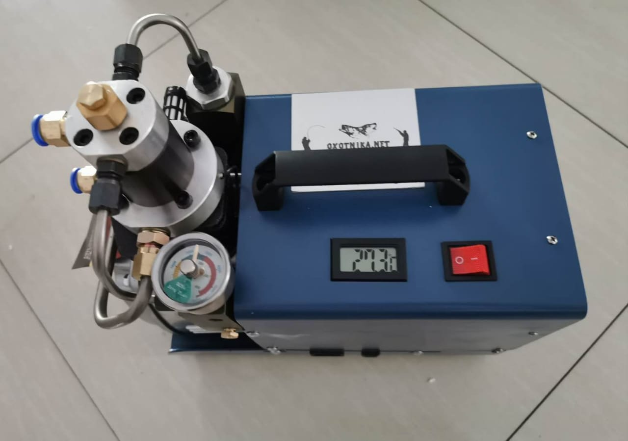 Компрессор для ПСП 1.8 kw (с реле авто-стоп)