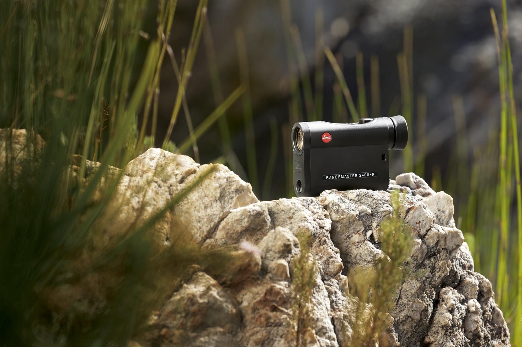 Дальномер Leica Rangemaster CRF 2400-R