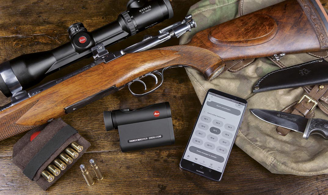 Дальномер Leica Rangemaster CRF 2800.COM Bluetooth