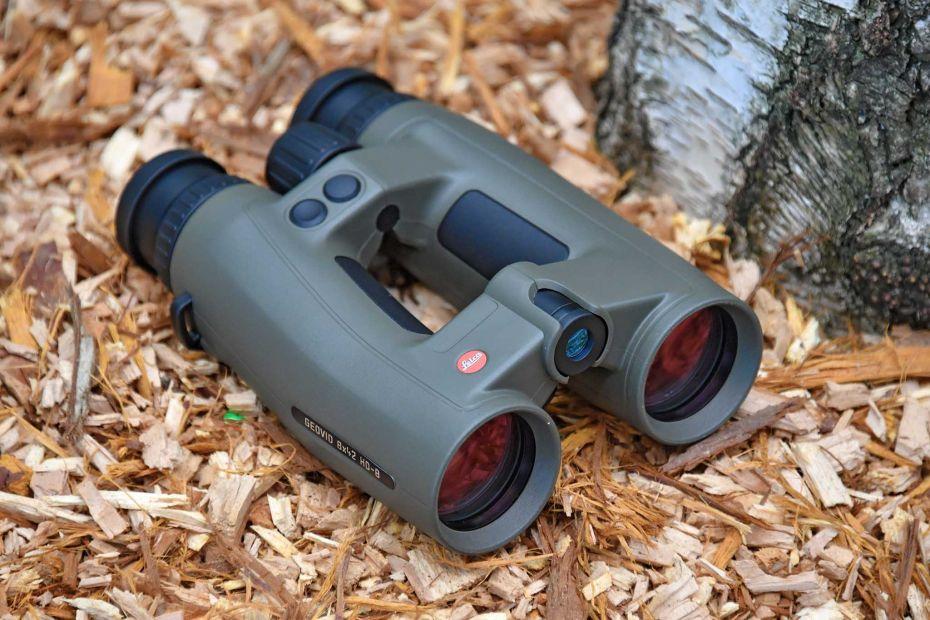 Бинокль с встроенным дальномером Leica Geovid 10x42 HD-В 3000 2019 Edition
