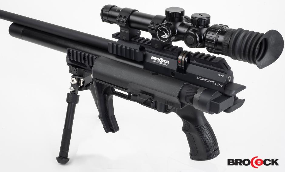 Винтовка Brocock Concept XR