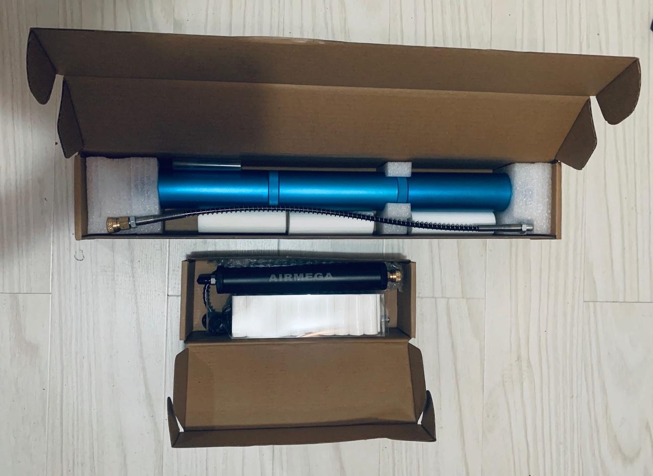 Осушитель-фильтр для компрессоров ВД