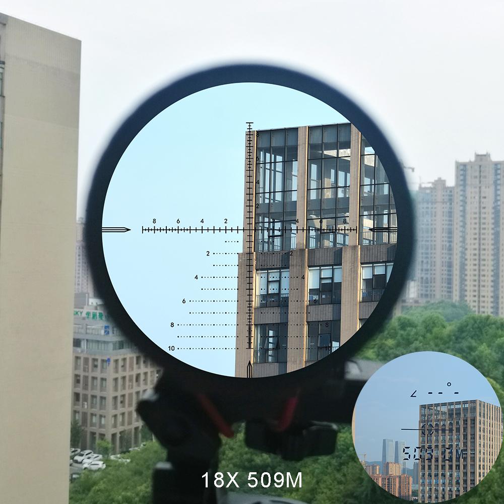 Discovery HD 3-18x50 SFIR