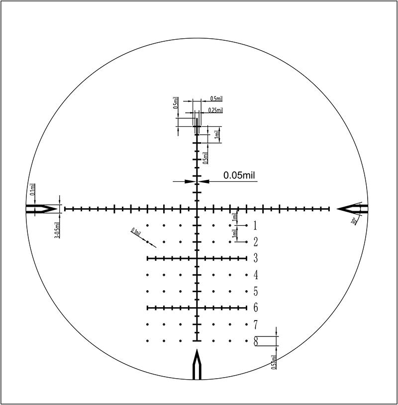 Прицел Marcool EVV 6-24X50 SF FFP MAR140