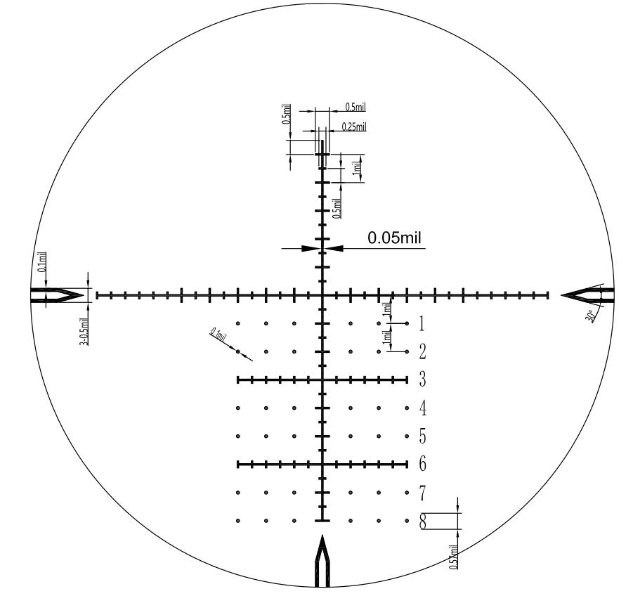 Прицел Marcool EVV 4-16X44 SFIR FFP