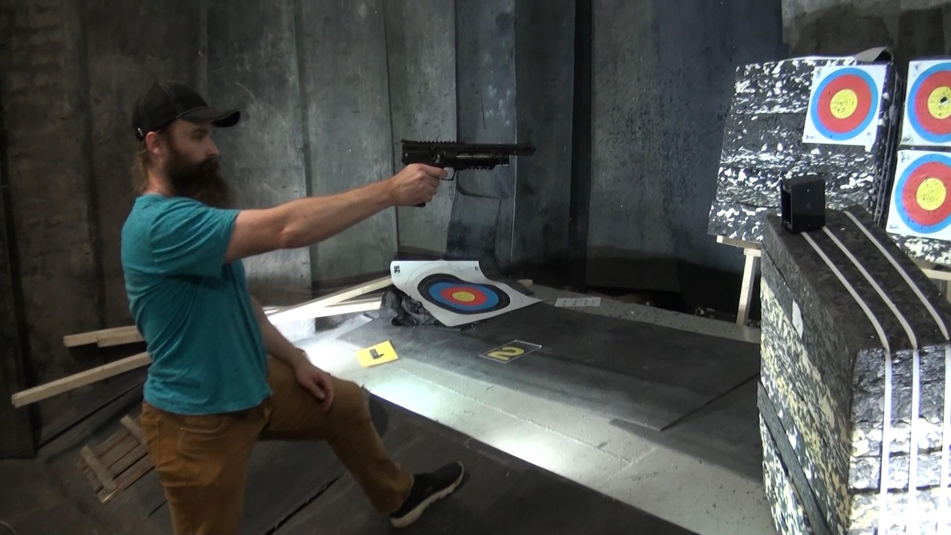 Пистолет Weihrauch HW44