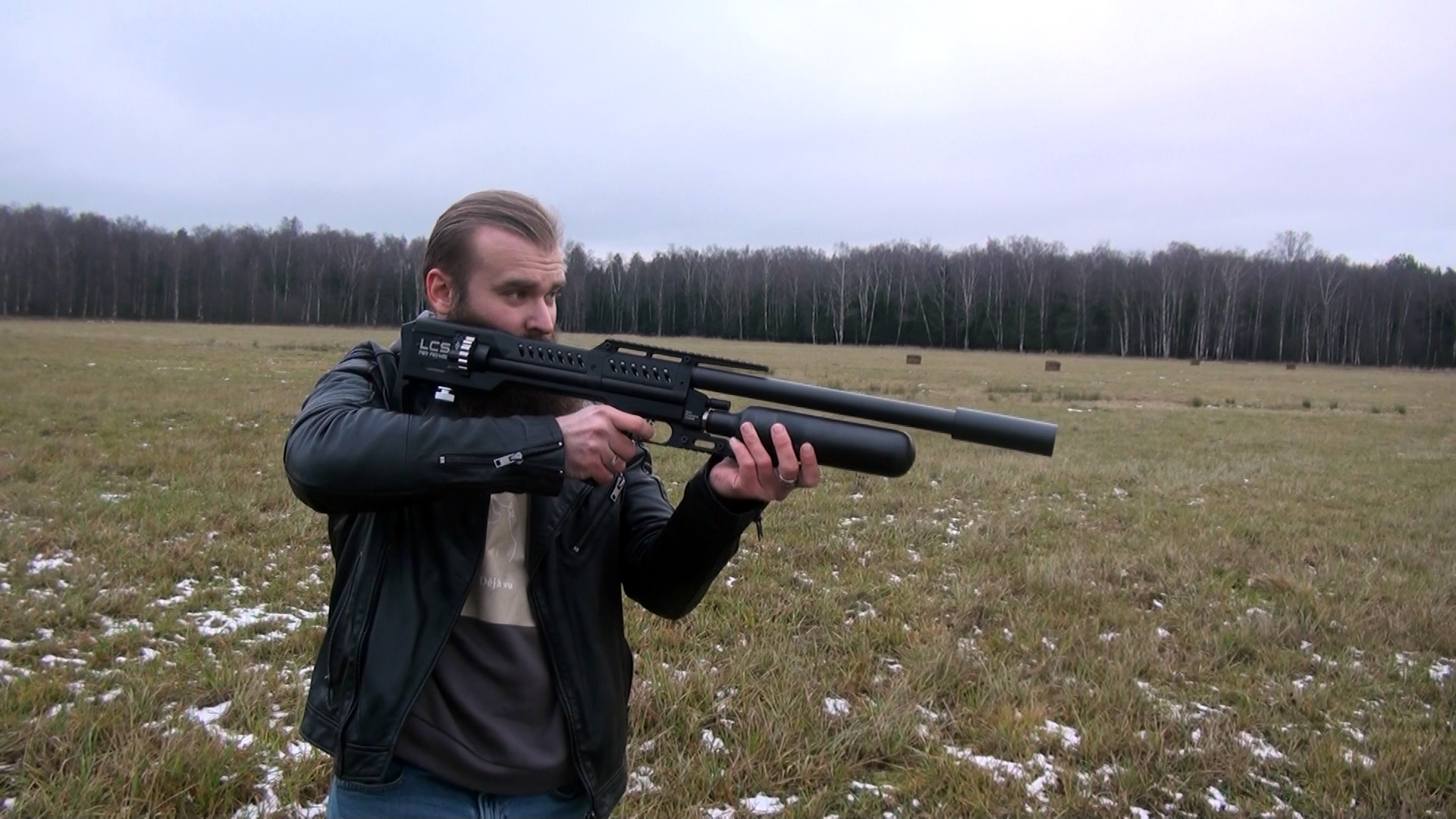 Самая крутая PCP винтовка