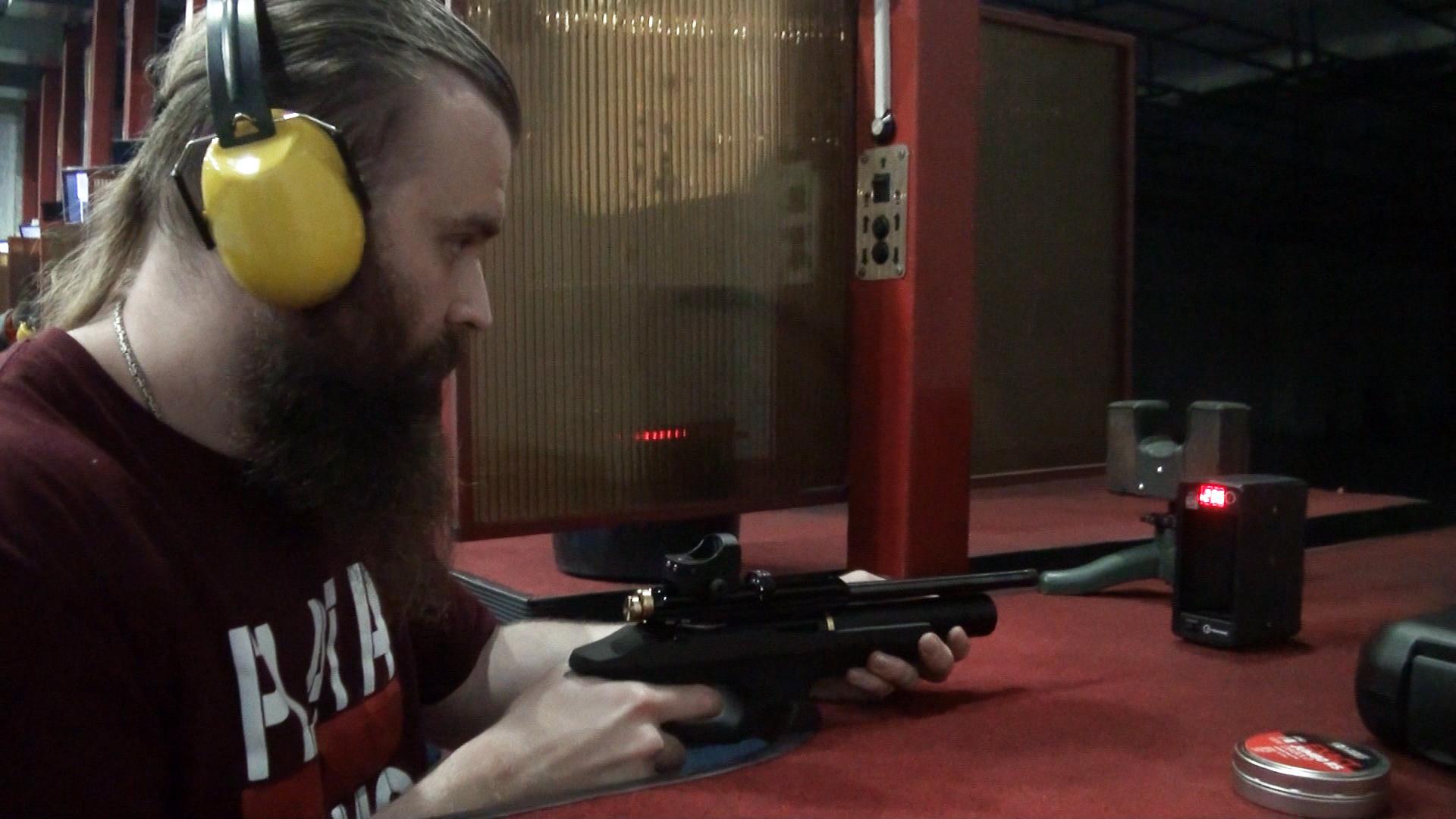 Пистолет ПСП FX Ranchero